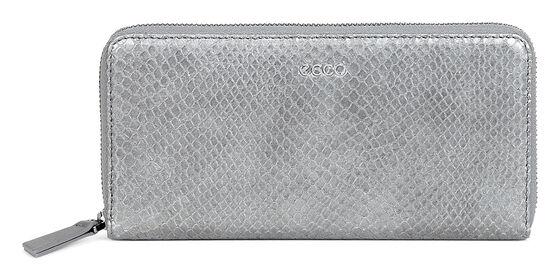 ECCO Delight Slim Wallet (WARM GREY METALLIC)