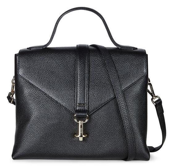 ECCO Isan Handbag (BLACK)