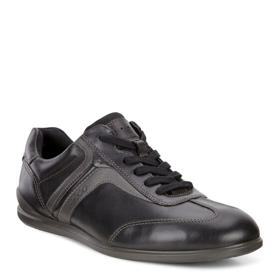 ECCO Chander Modern Tie (BLACK/DARK SHADOW)
