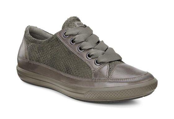ECCO Dress Sneaker (DARK CLAY/TARMAC)