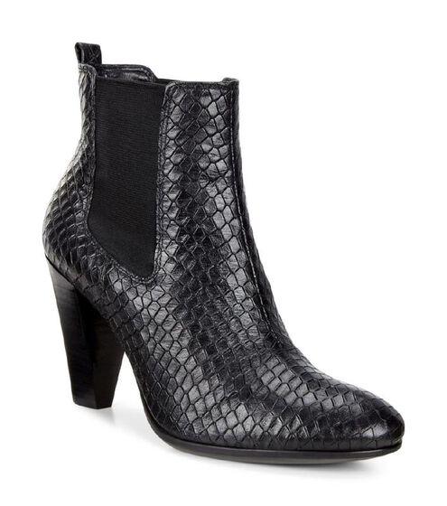 ECCO Womens Shape 75 Chelsea Boot (BLACK)