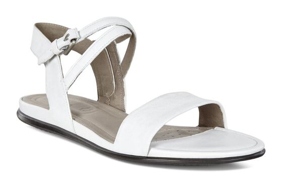 ECCO Touch Ankle Sandal (WHITE)