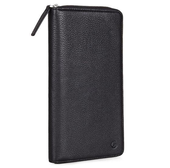 ECCO Jos Travel Wallet (BLACK)