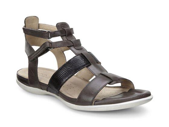 ECCO Flash Ankle Sandal (COFFEE/COFFEE)