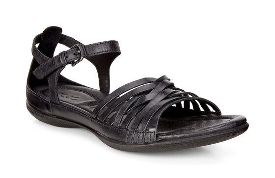 ECCO Flash Lattice Sandal (BLACK)