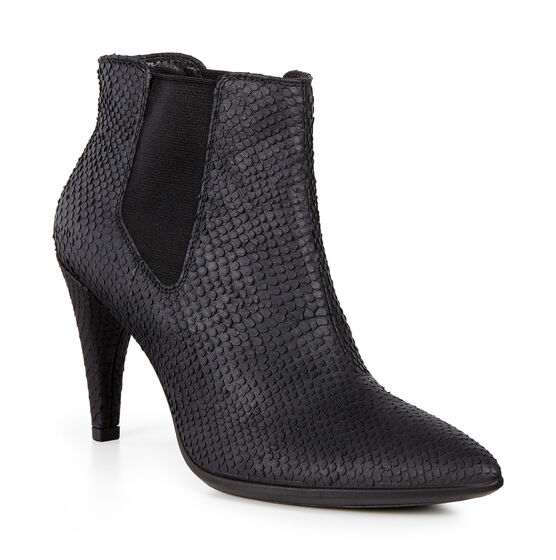 ECCO Shape 75 Ankle Boot (BLACK)