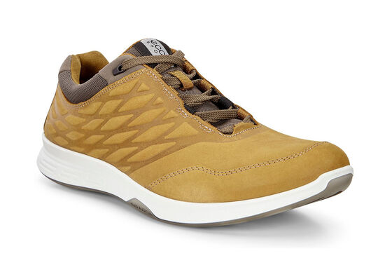 ECCO Mens Exceed Sneaker (DRIED TOBACCO)