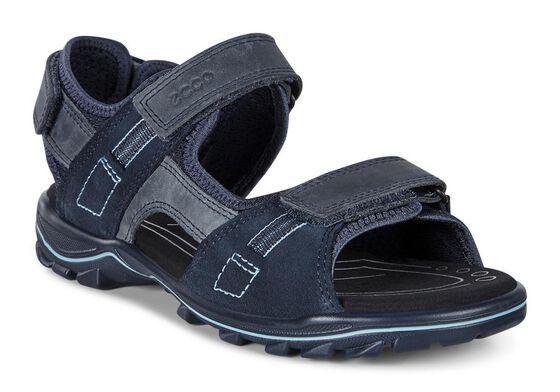 ECCO Urban Safari Sandal (MARINE/MARINE)