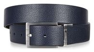 ECCO Evry Men's BeltECCO Evry Men's Belt in NAVY/SLATE (90608)