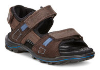 ECCO Kids Urban Safari SandalECCO Kids Urban Safari Sandal in COFFEE/MOCHA/BLACK (50447)