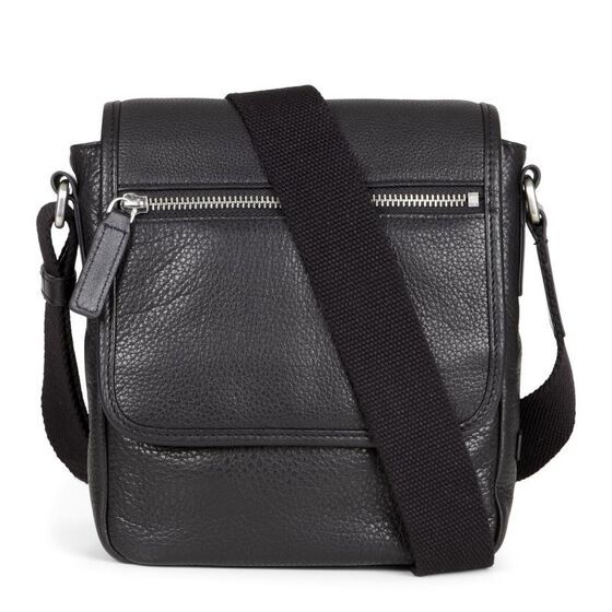 ECCO Gordon Small Crossbody (BLACK)