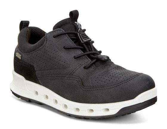 ECCO Kids Cool Sneaker (BLACK/BLACK)