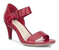 ECCO Shape 65 Sleek Studded SandalECCO Shape 65 Sleek Studded Sandal in CHILI RED (01466)
