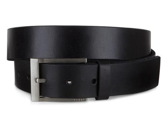 ECCO Foster Mens Belt (BLACK)