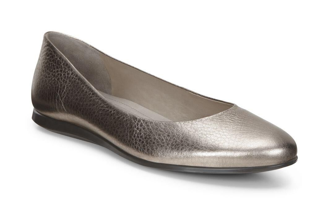ECCO Touch Ballerina 2.0ECCO Touch Ballerina 2.0 WARM GREY METALLIC (54893)  ...