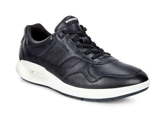 ECCO Womens CS16 Sneaker (BLACK)