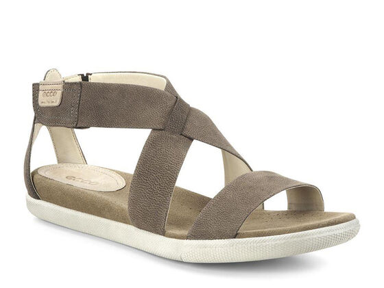 ECCO Damara Sandal (BIRCH)