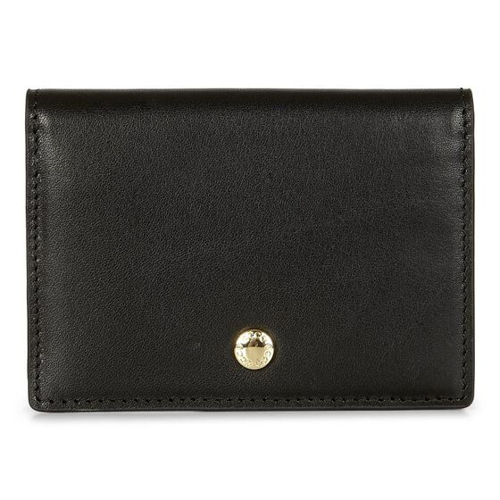 ECCO Kauai Card Case (BLACK)