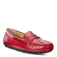 ECCO Womens Devine MocECCO Womens Devine Moc in CHILI RED (04466)