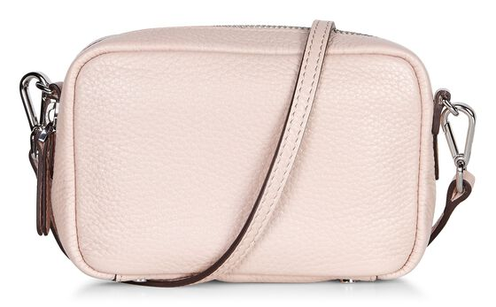 ECCO Isan Pouch with Strap (ROSE DUST)