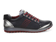 ECCO Mens Golf Biom Hybrid 2ECCO Mens Golf Biom Hybrid 2 in BLACK/BRICK (50612)