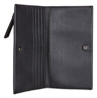 ECCO Sculptured Large WalletECCO Sculptured Large Wallet in BLACK (90000)