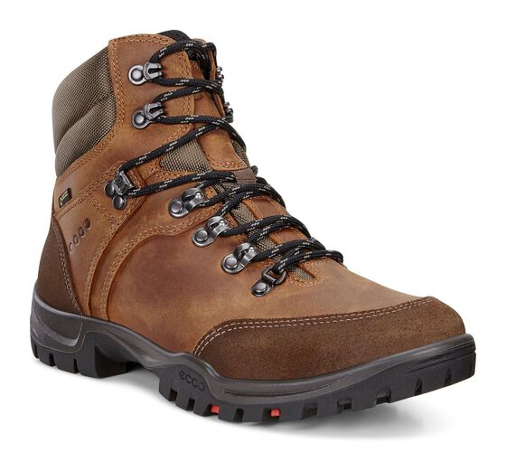 ECCO Mens Xpedition III Mid GTX (CAMEL)