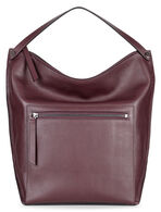 ECCO Sculptured Hobo BagECCO Sculptured Hobo Bag in RUBY WINE (90629)