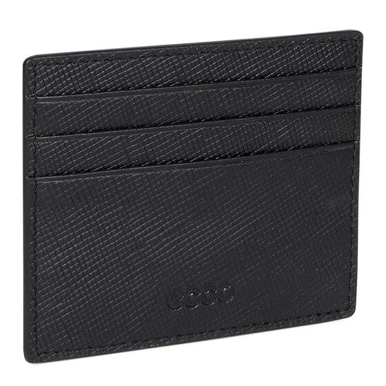 ECCO Glenn Slim Card Case (BLACK)
