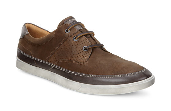 ECCO Collin Nautical Perf (COFFEE/CAMEL)