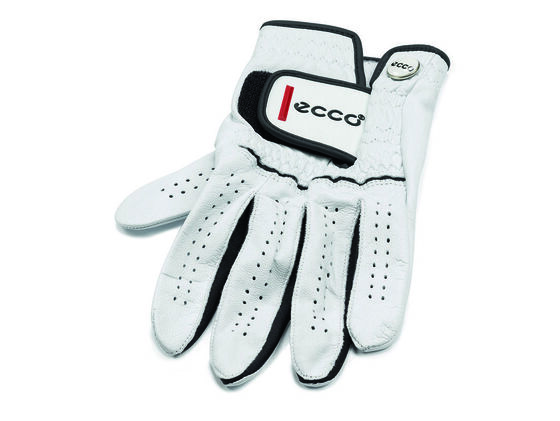 ECCO Mens Golf Glove (WHITE)