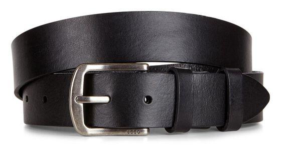 ECCO Elias Casual Belt (BLACK/BLACK)