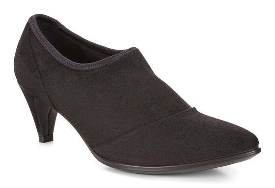 ECCO Shape 45 Kitten Heel (BLACK/BLACK)