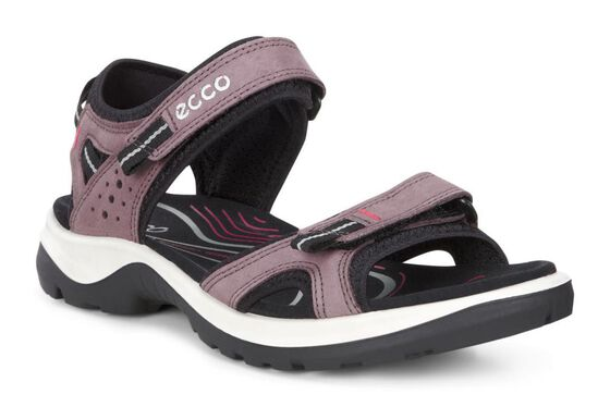 ECCO Womens Offroad II Sandal (DUSTY PURPLE)