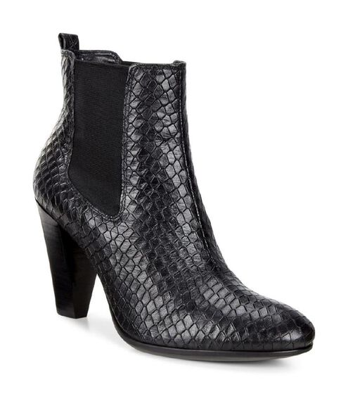 ECCO Womens Shape 75 Chelsea Boot (BLACK)