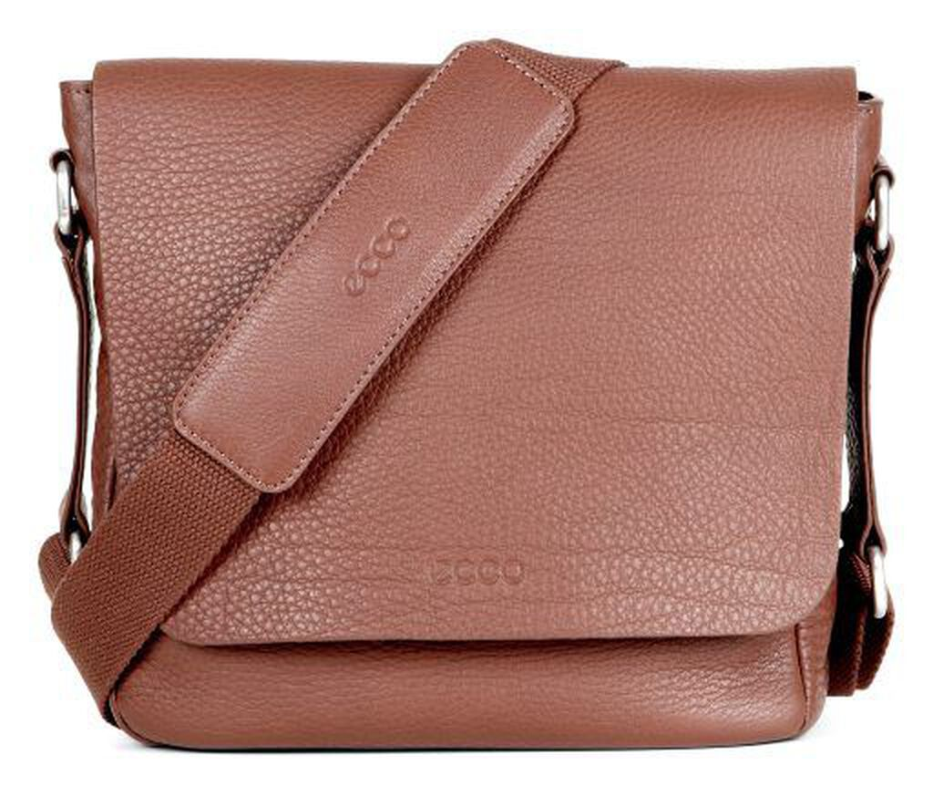 ECCO Denio SD Crossbody (OIL BARK)