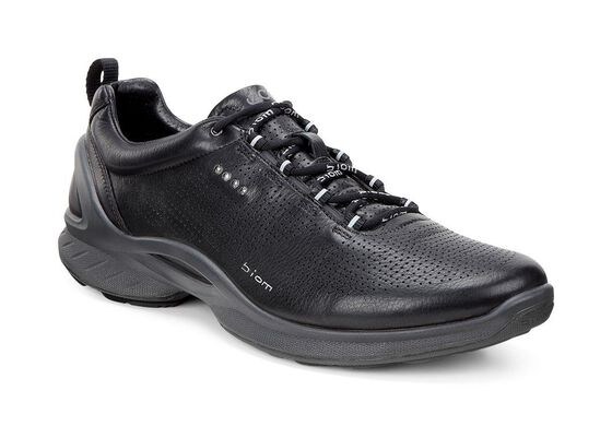 ECCO Womens Biom Fjuel Train (BLACK)