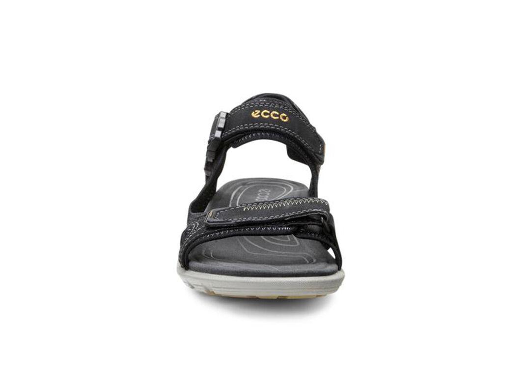... ECCO Mens Cruise SandalECCO Mens Cruise Sandal BLACK (02001) ...