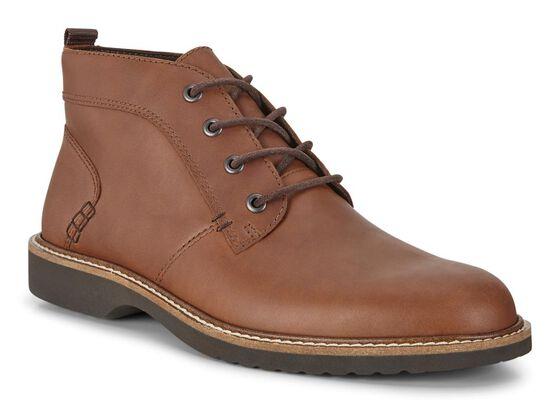 ECCO Ian Dress Boot (BISON)