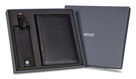 ECCO Jos Travel Gift Box (BLACK)