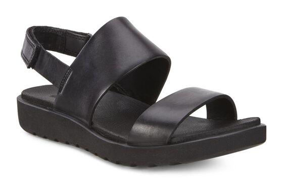 ECCO Freja Sandal (BLACK)