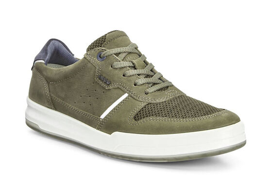 ECCO Jac Summer Sneaker (TARMAC/TARMAC)