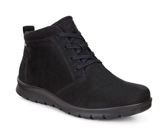 ECCO Womens Babett Boot (BLACK)
