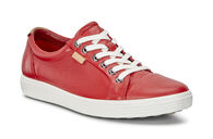 ECCO Womens Soft 7 SneakerECCO Womens Soft 7 Sneaker in TOMATO (01046)