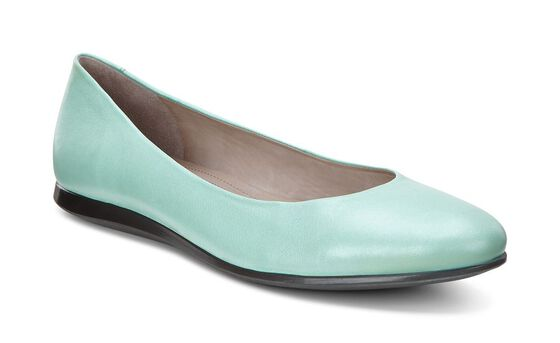 ECCO Touch Ballerina 2.0 (GRANITE GREEN)