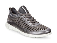 ECCO Womens Intrinsic 1 SneakerECCO Womens Intrinsic 1 Sneaker DARK SHADOW METALLIC (59222)