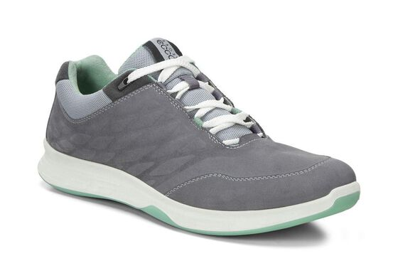 ECCO Womens Exceed SneakerECCO Womens Exceed Sneaker in TITANIUM (02244)