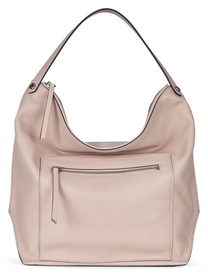 ECCO Sculptured Hobo Bag (ROSE DUST)