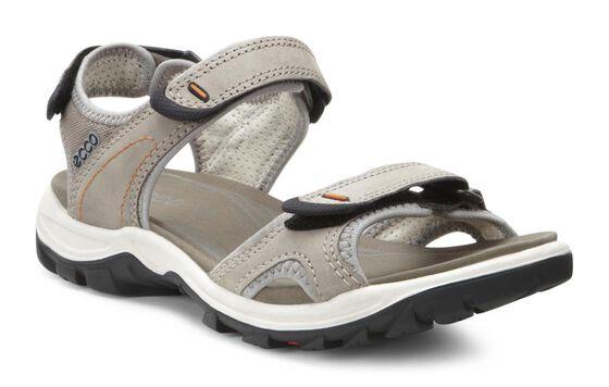 ECCO Womens Offroad Lite Sandal (MOON ROCK/MOON ROCK)