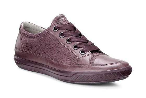 ECCO Dress Sneaker (BORDEAUX/BORDEAUX)